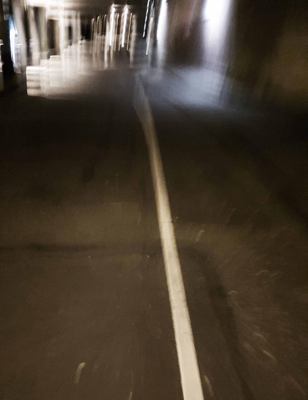 Corina Soethof tunnel haarlemmerstraat
